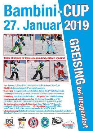 2019_Plakat Bambini-Cup